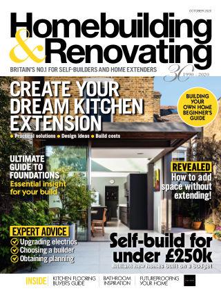 Homebuilding & Renovating October 2020