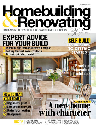 Homebuilding & Renovating December 2020