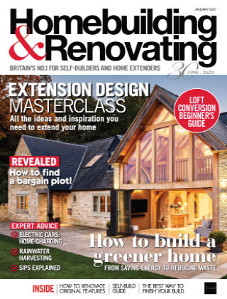 Homebuilding & Renovating January 2021
