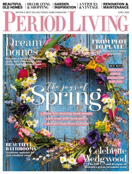 Period Living February 28, 2019 00:00