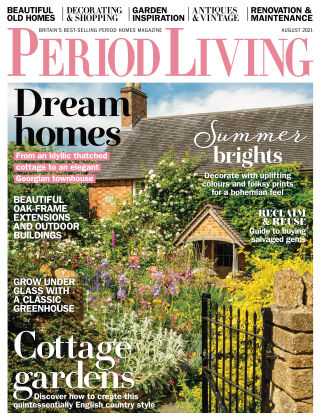 Period Living August