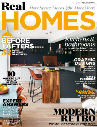 Real Homes January 2018