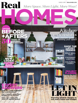 Real Homes March 2018