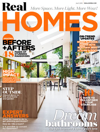 Real Homes April 2018