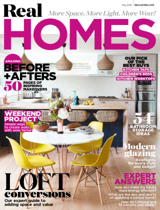 Real Homes May 2018