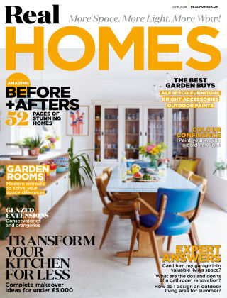 Real Homes June 2018
