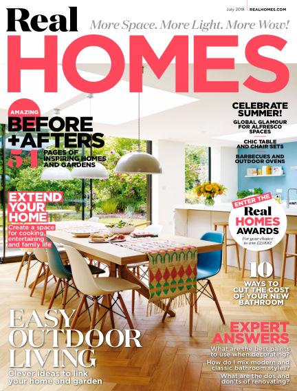 Real Homes May 31, 2018 00:00