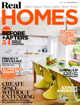Real Homes August 2018