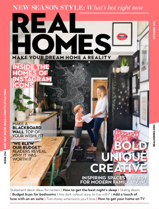 Real Homes October 2018