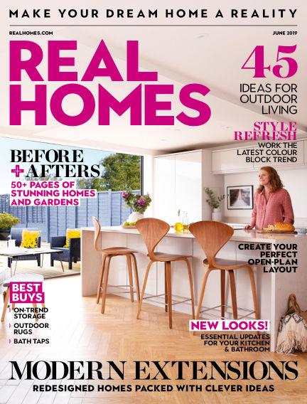 Real Homes April 25, 2019 00:00