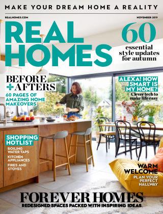 Real Homes November 2019