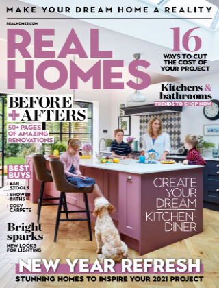 Real Homes January 2021