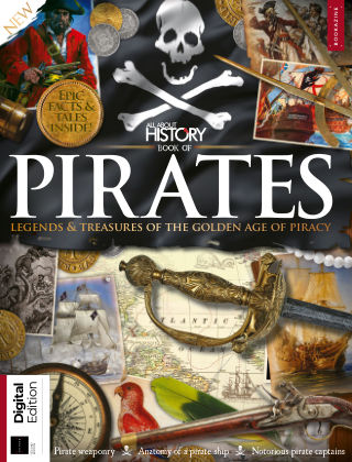 All About History: Book of Pirates Issue 01