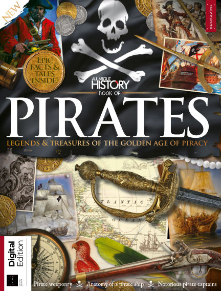 All About History: Book of Pirates May 26, 2018 00:00