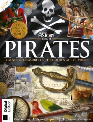 All About History: Book of Pirates Third Edition