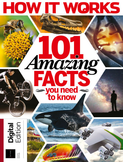 How It Works: Book of 101 Amazing Facts You Need to Know