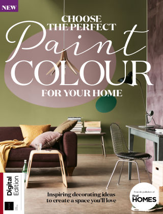 Home Interests: Choose the Perfect Paint Colours for your Home Issue 01