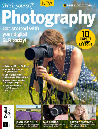 Teach Yourself Photography Issue 01