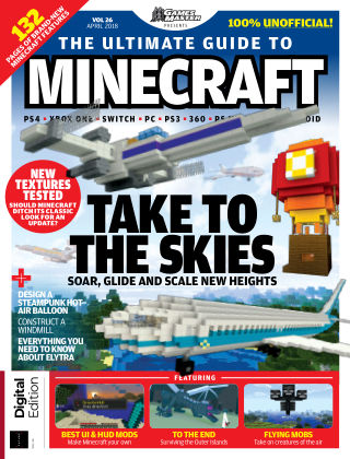 Minecraft Take to the Skies