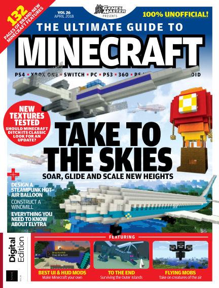 Minecraft July 07, 2018 00:00