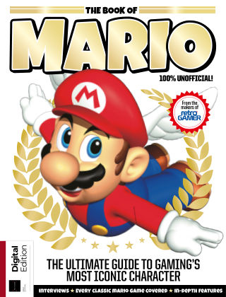 Retro Gamer: Book of Mario Issue 01
