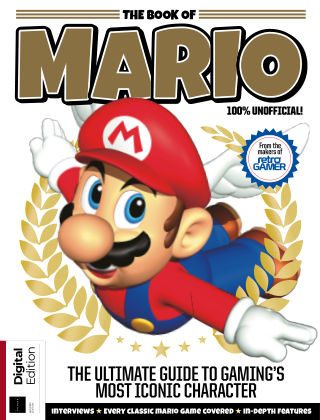 Retro Gamer: Book of Mario Issue 02