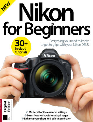 Nikon for Beginners Third Edition