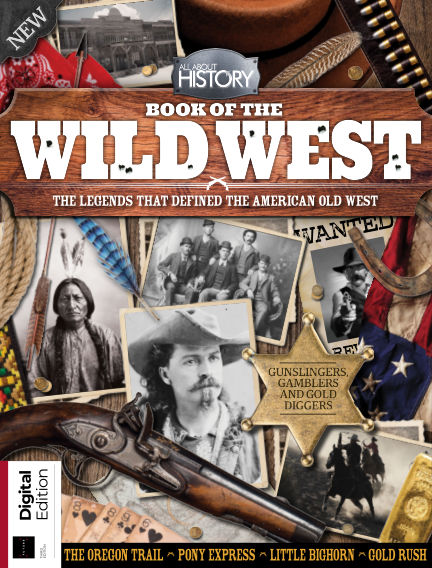 All About History - Book of the Wild West November 20, 2018 00:00