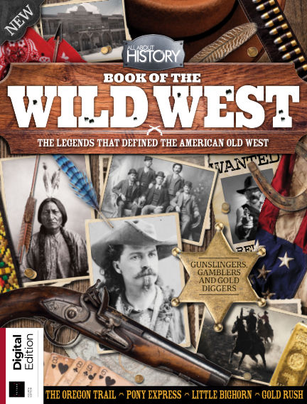 All About History - Book of the Wild West