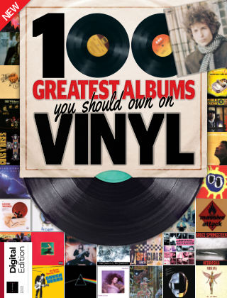 100 Greatest Albums You Should Own On Vinyl Second Edition
