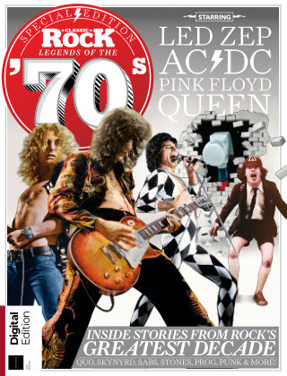 Classic Rock Special Legends of the 70s
