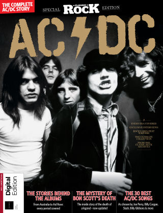 Classic Rock Special ACDC 3rd Edition