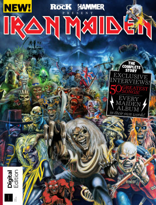 Classic Rock Special Iron Maiden