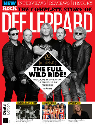 Classic Rock Special Def Leppard