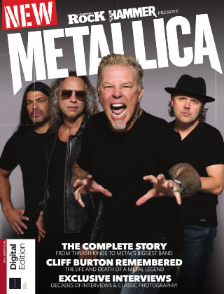 Classic Rock Special Metallica Vol3