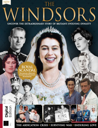 All About History - Book of the Windsors First Edition