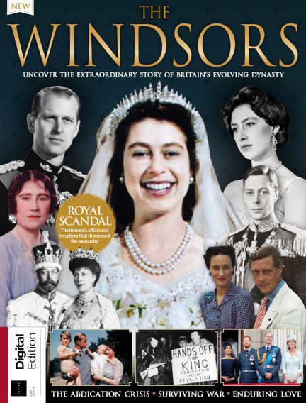 All About History - Book of the Windsors November 21, 2018 00:00
