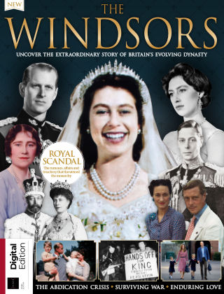 All About History - Book of the Windsors Third edition