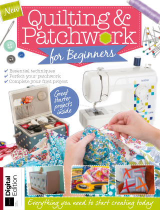 Quilting & Patchwork for Beginners 5th Edition
