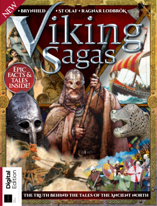 All About History - Viking Sagas First Edition