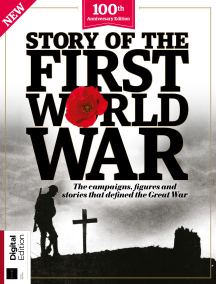 All About History - Story of the First World War November 23, 2018 00:00