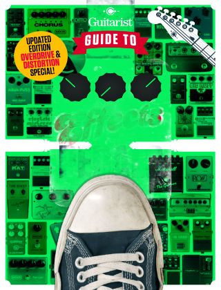 The Guitarist's Guide To Effects Pedals Fifth Edition