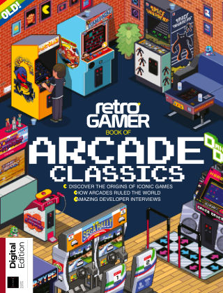 Retro Gamer Book of Arcade Classics 4th Edition