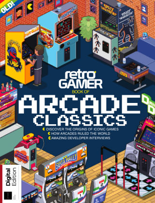 Retro Gamer Book of Arcade Classics 5th Edition