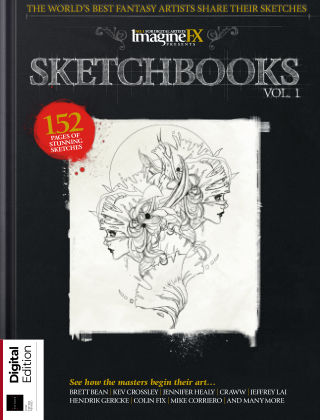Sketchbooks Volume 1 Reprint