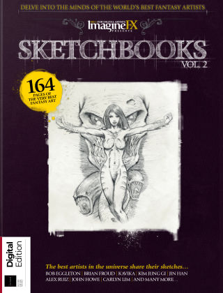 Sketchbooks Volume 2 - Revised