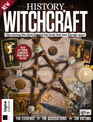 All About History - History of Witchcraft 2nd Edition