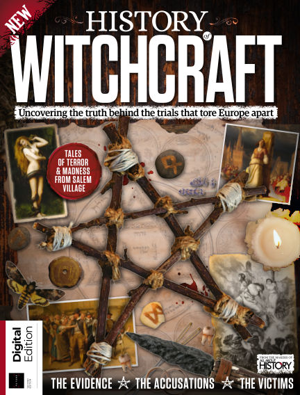 All About History - History of Witchcraft November 28, 2018 00:00
