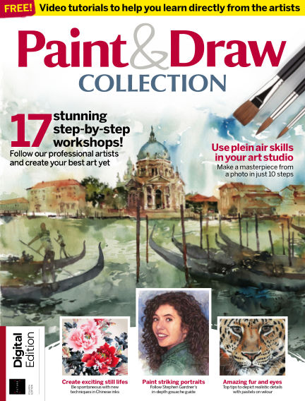 Paint & Draw Collection November 29, 2018 00:00