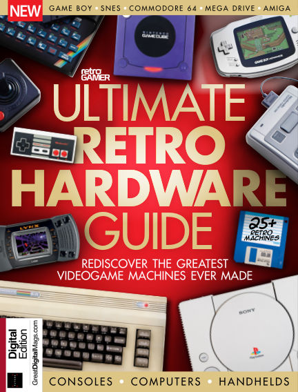 The Ultimate Retro Hardware Guide November 29, 2018 00:00